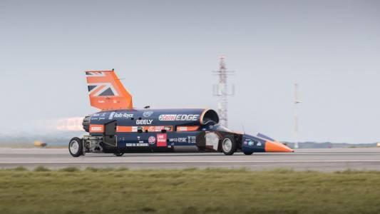 Колата ракета Bloodhound се нуждае от пари, за да не спре без време