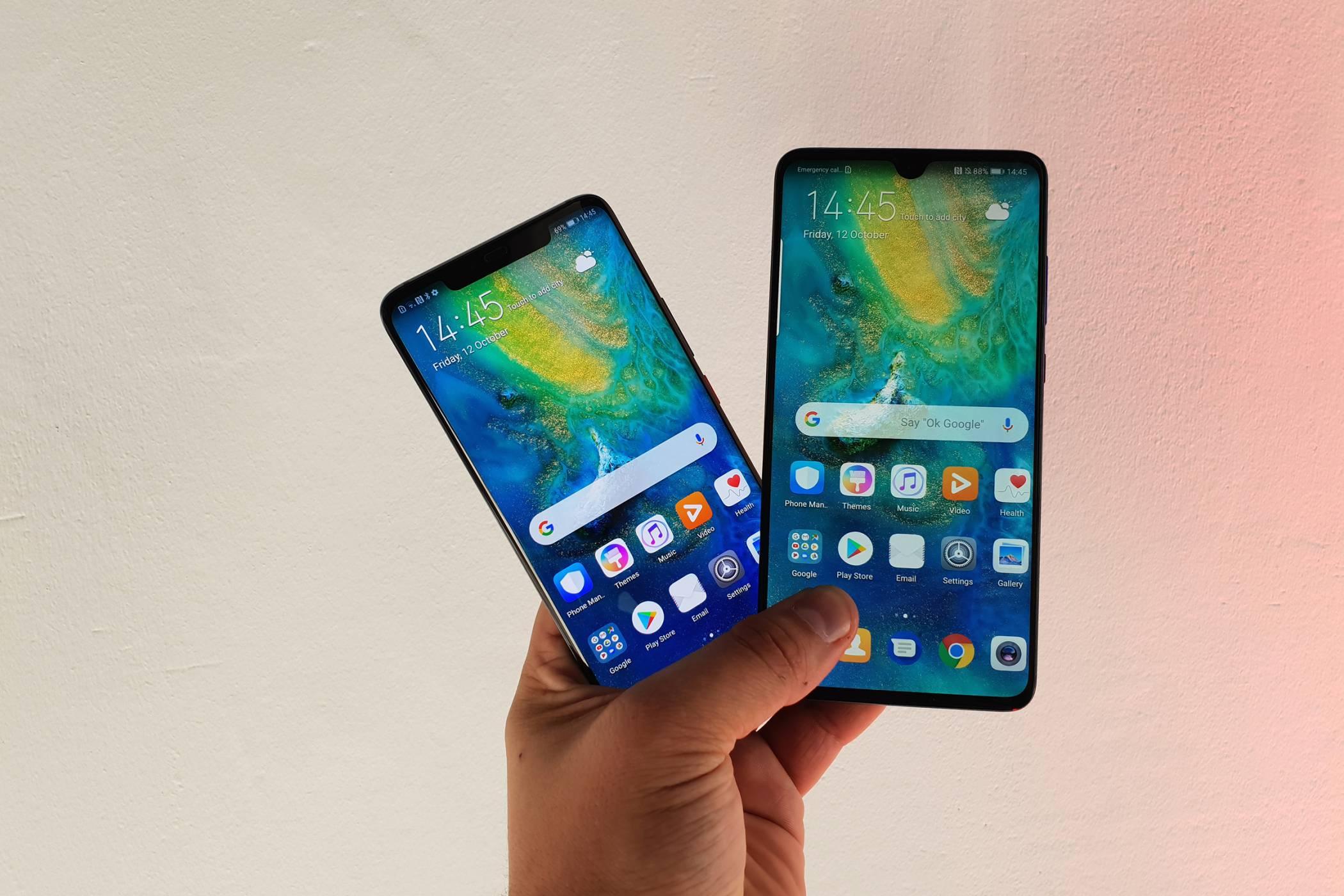Mate 20 Pro е вълнуващото доказателство, че това е годината на Huawei (първи впечатления)