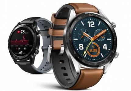 Huawei анонсира часовника Watch GT и умната гривна Band Pro 3