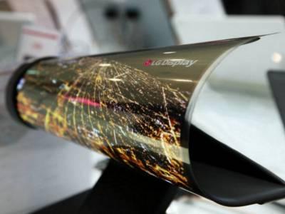 Lenovo ще прави гъвкав таблет с екран от LG Display?