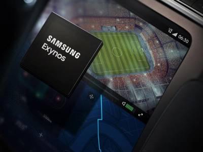Samsung представи чипсет и фотосензор за умните автомобили на близкото бъдеще