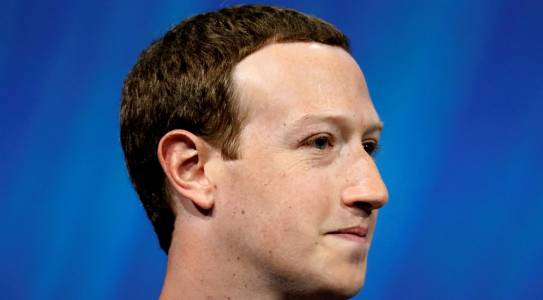 Марк Зукърбърг предложен за отстраняване като председател на Facebook