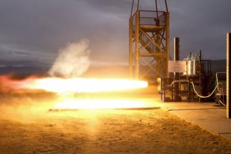 И космосът става тесен: ракетата на Vector полита до края на годината