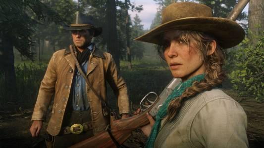 Дни преди премиерата това е първото автентично геймплей видео от Red Dead Redemption 2