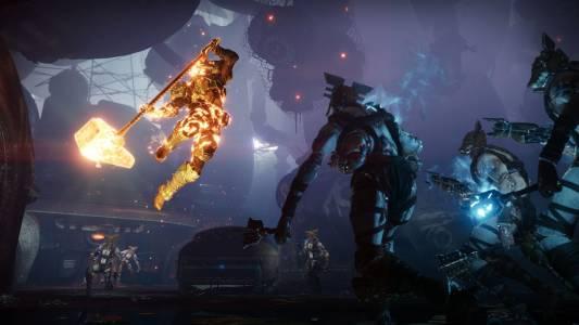 По Destiny 3 вече се работи, но не я очаквайте скоро