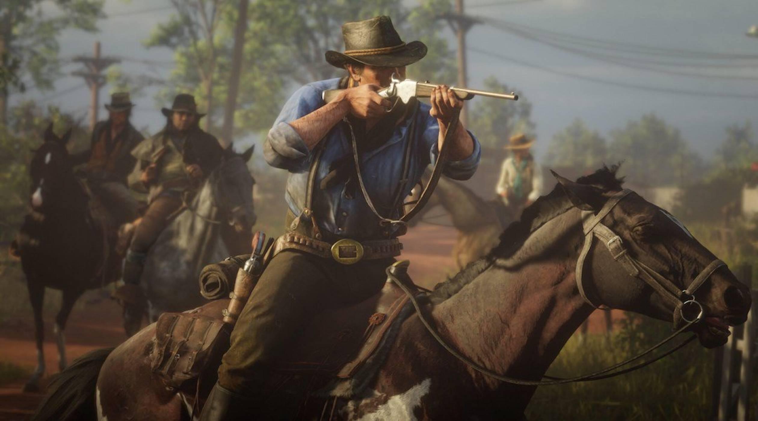 Red Dead Redemption 2: разкошна и мъничко досадна (ревю)