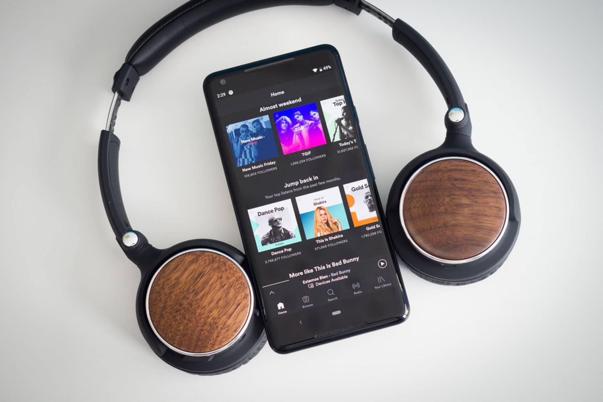Spotify със самостоятелно приложение за Apple Watch