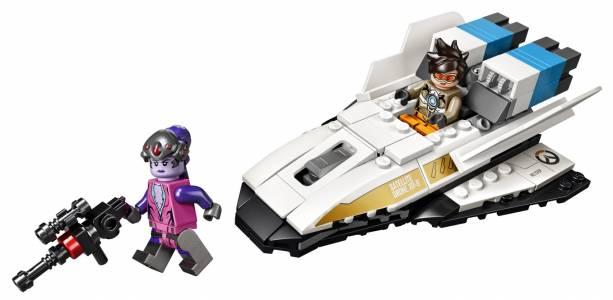 Това са всички Overwatch комплекти от Blizzard и LEGO