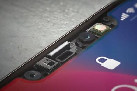 Следващата iPhone серия може да има подобрена Face ID камера