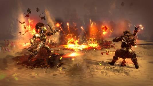 """""""Официален"""" Diablo сайт пренасочва към по-добрата алтернатива Path of Exile"""