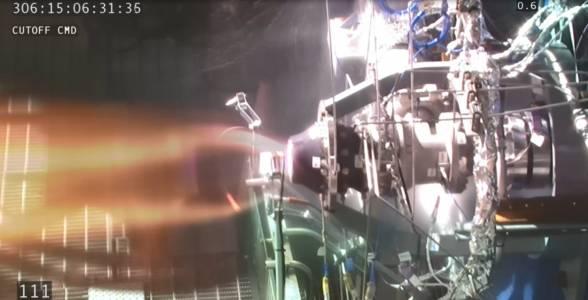Мощният двигател на Stratolaunch с успешен тест