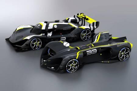 Roborace няма да ползва напълно автономни коли за първия си сезон