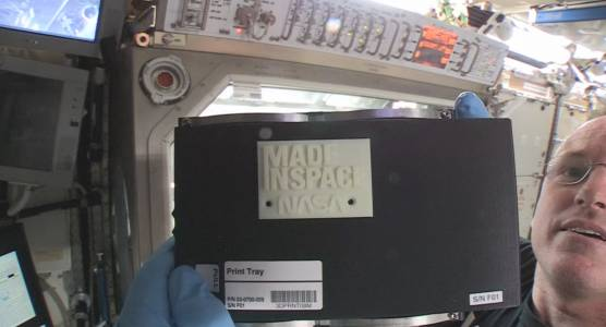 Първият 3D принтер потегли към борда на МКС