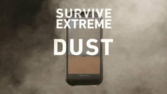 Kyocera DuraForce Pro 2 е корав като камък (ВИДЕО)
