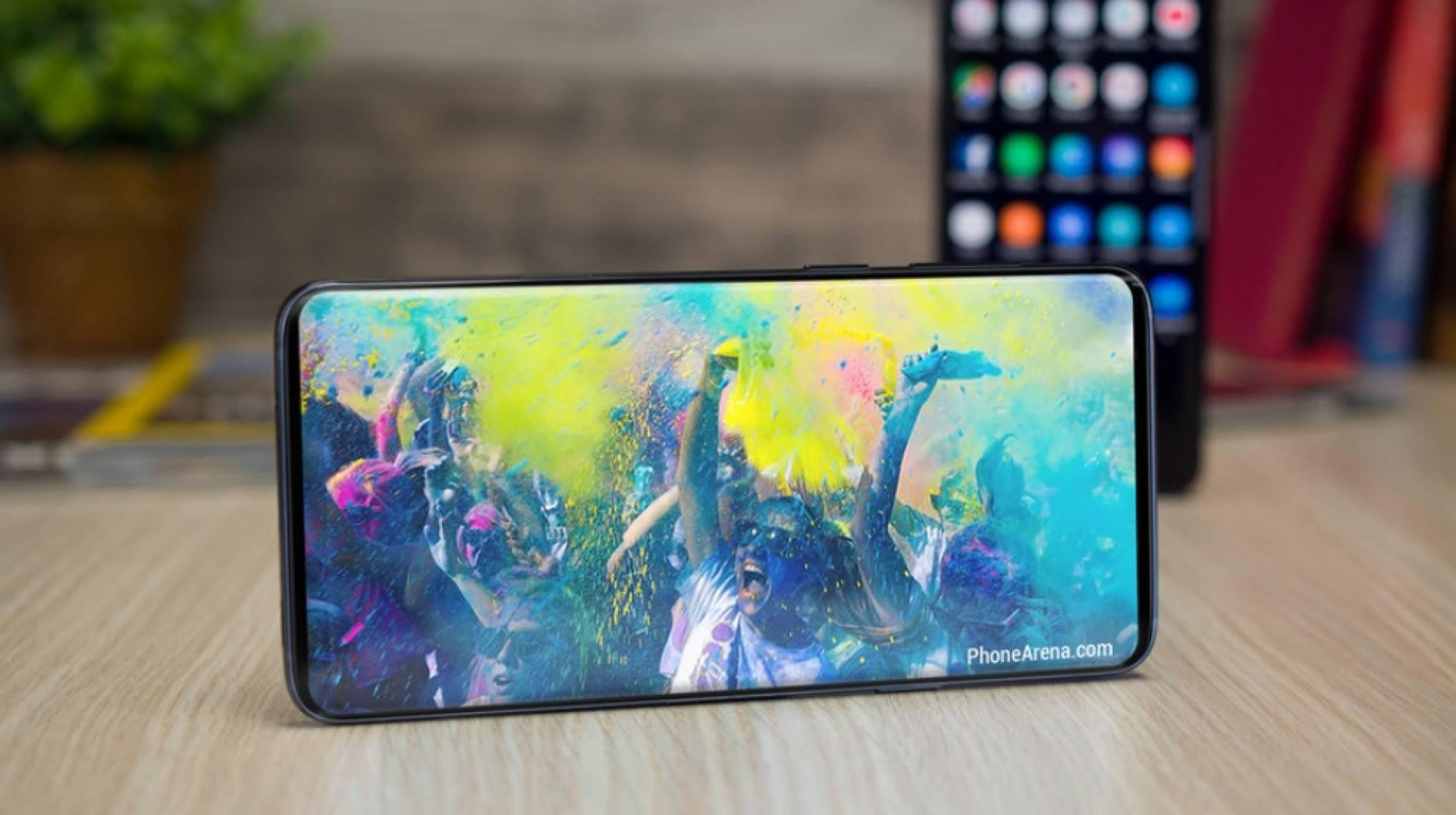 Американската версия на Galaxy S10 се очертава като най-бързия Android смартфон на 2019 г.