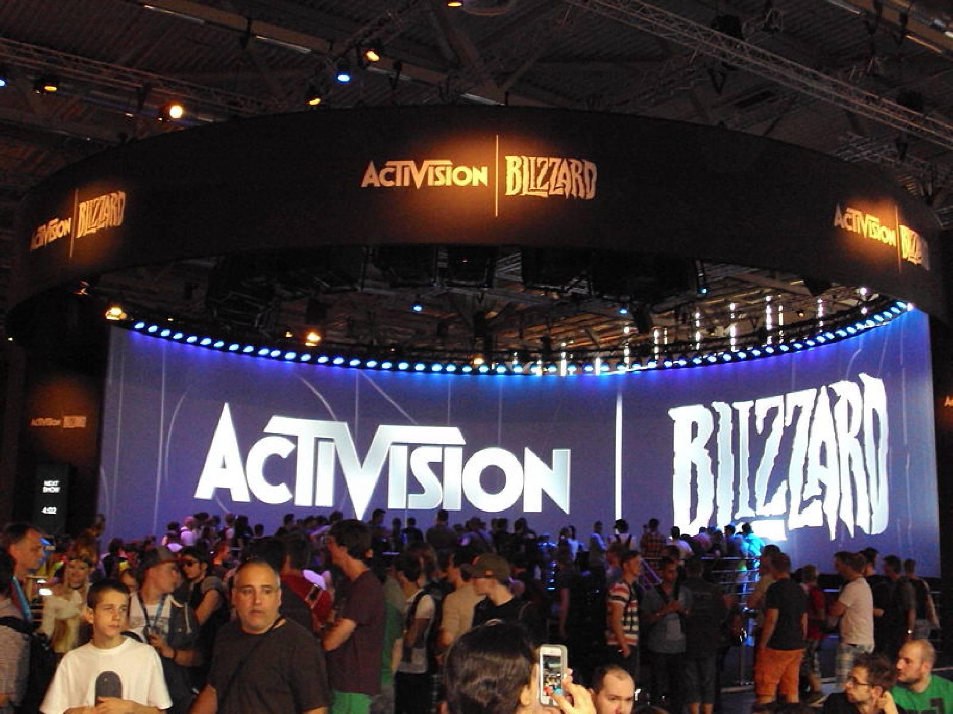 Blizzard и Activision на прага на развод