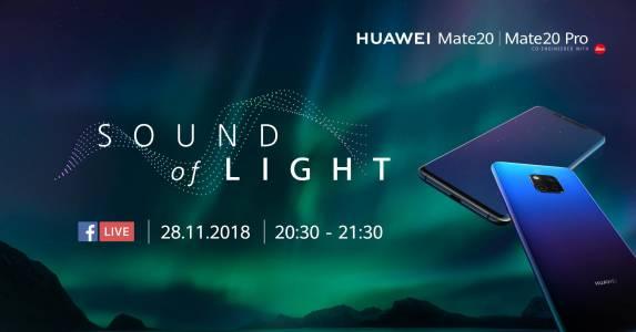 Huawei ни кани на един уникален концерт, разкриващ възможностите на изкуствения интелект (гледайте на живо)