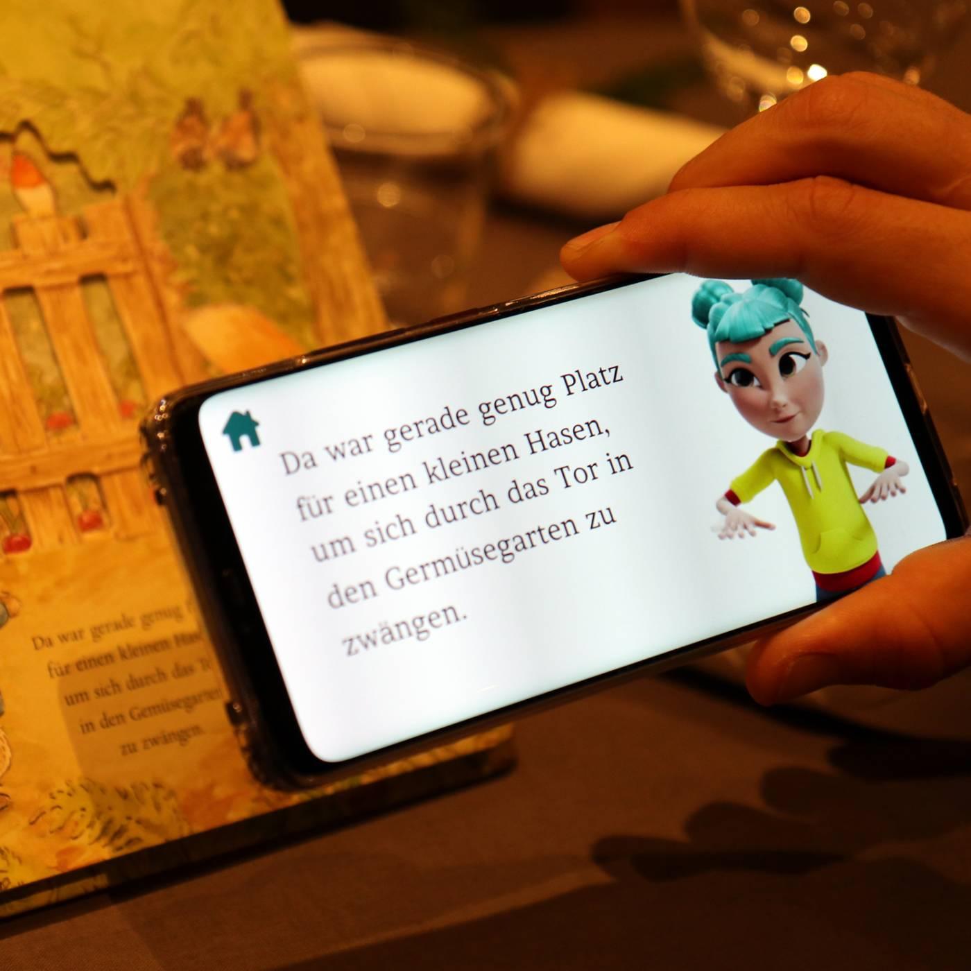Глухи деца се учат да четат с хитроумно приложение на Huawei