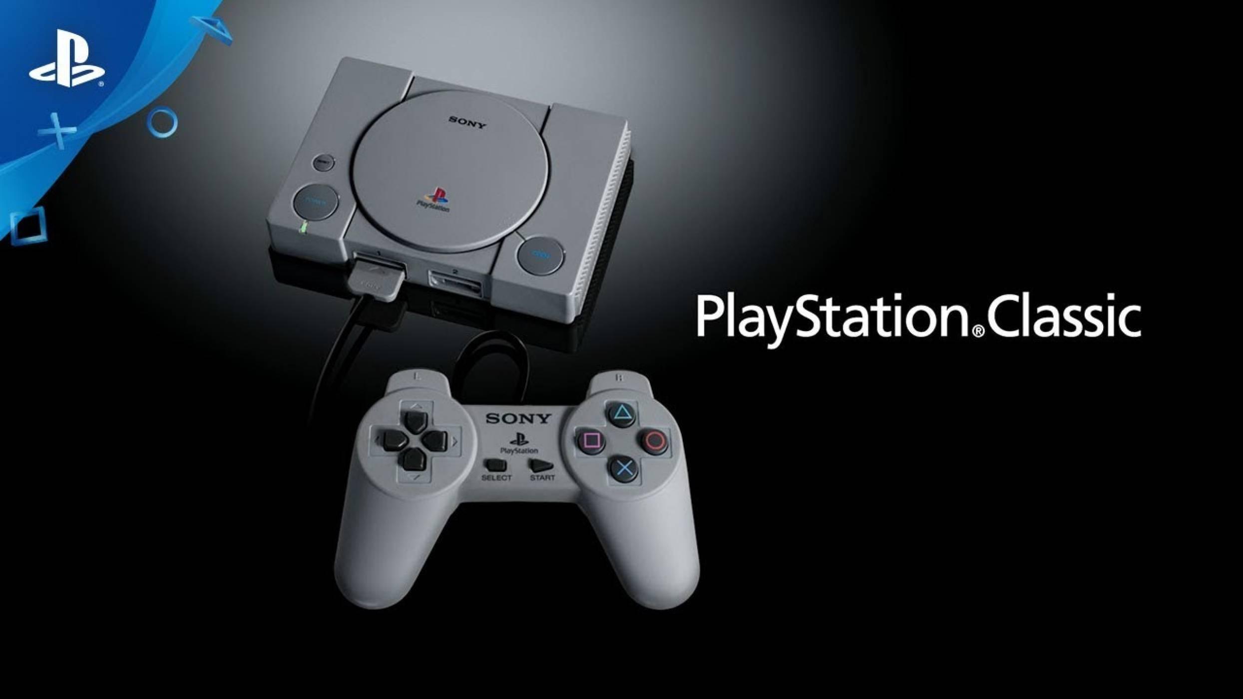Успяха да хакнат Playstation Classic