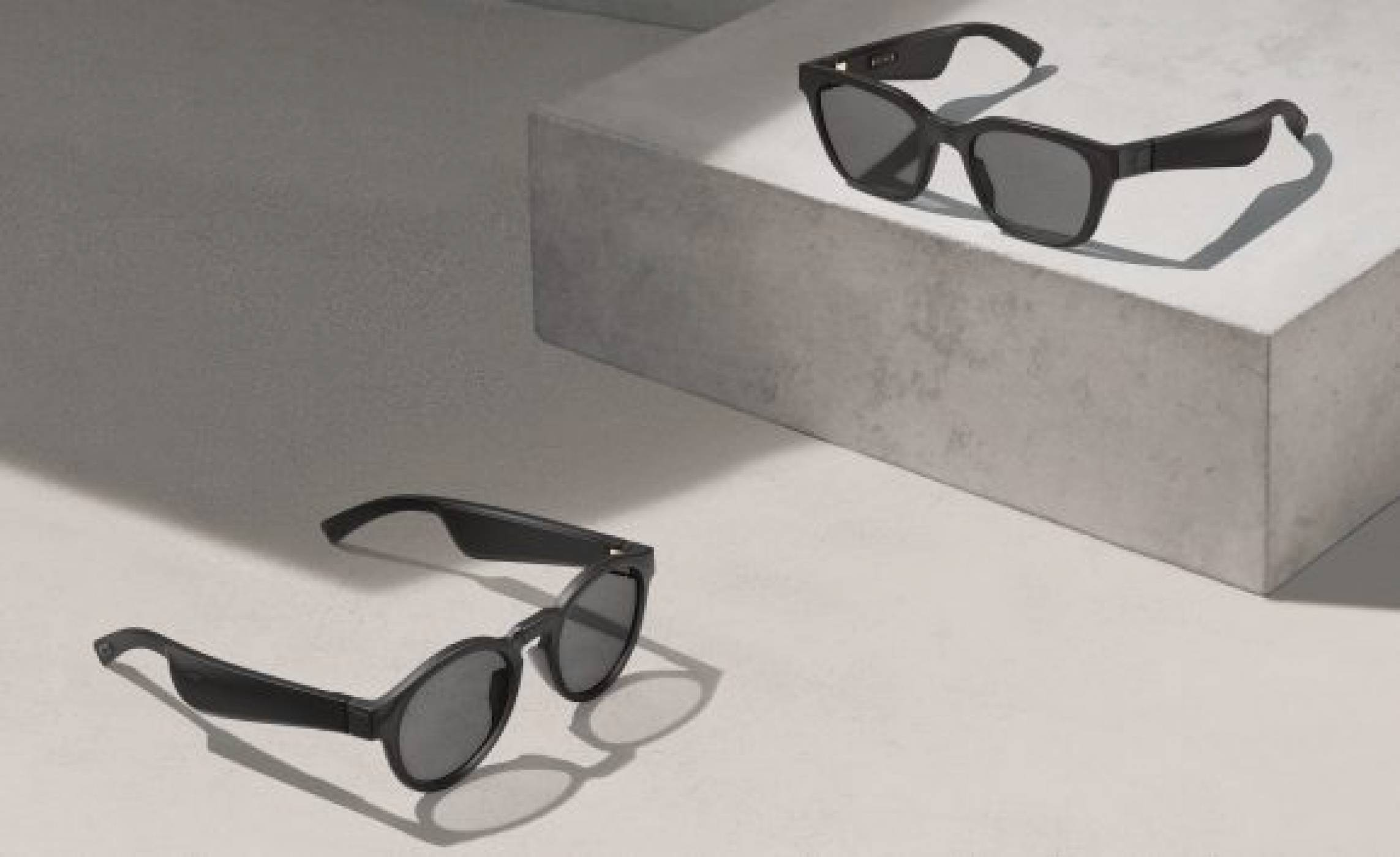 Bose Frames са първите очила с аудио добавена реалност