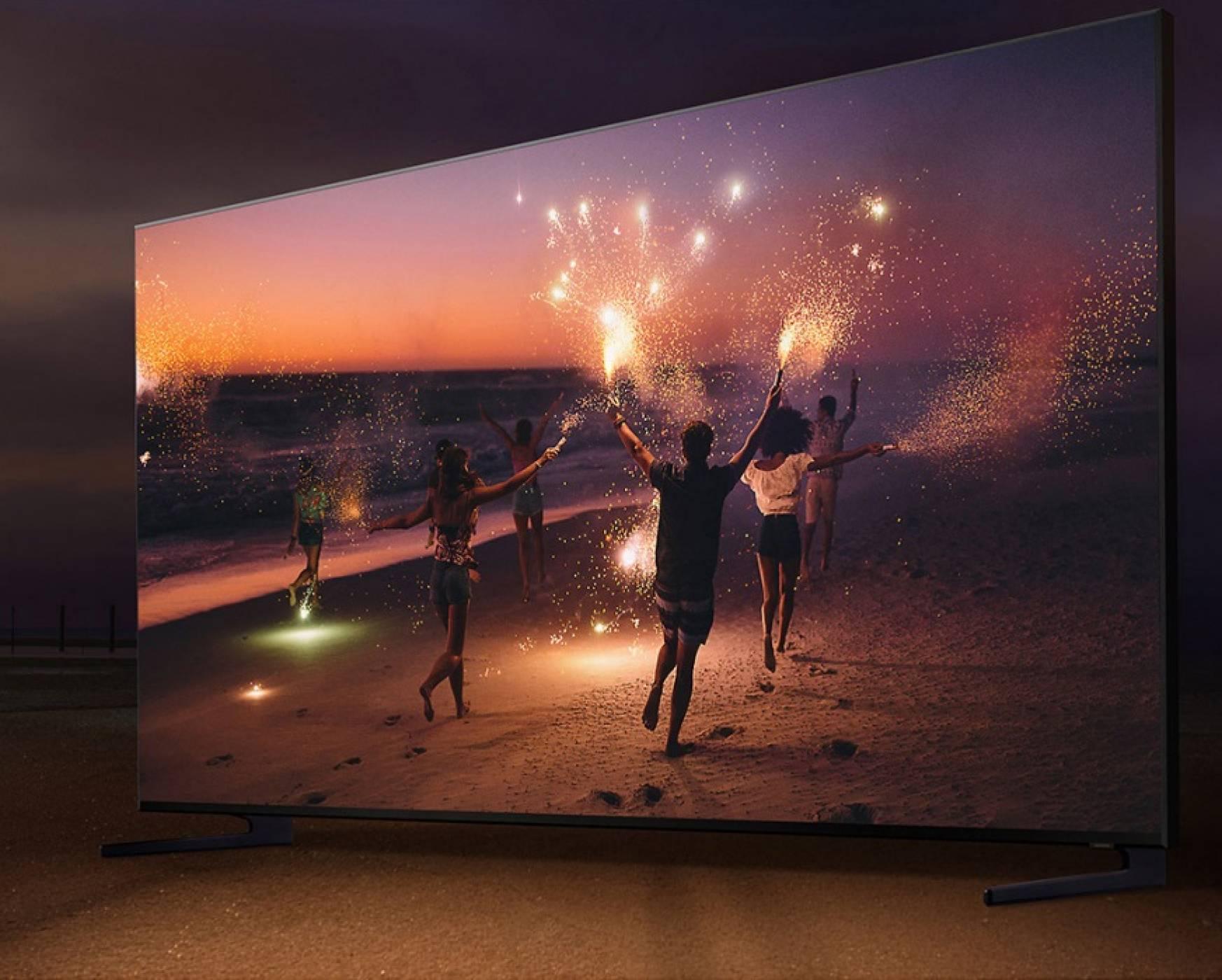 Samsung QE85Q900R  - 8К ТВ рез(в)олюция (РЕВЮ)