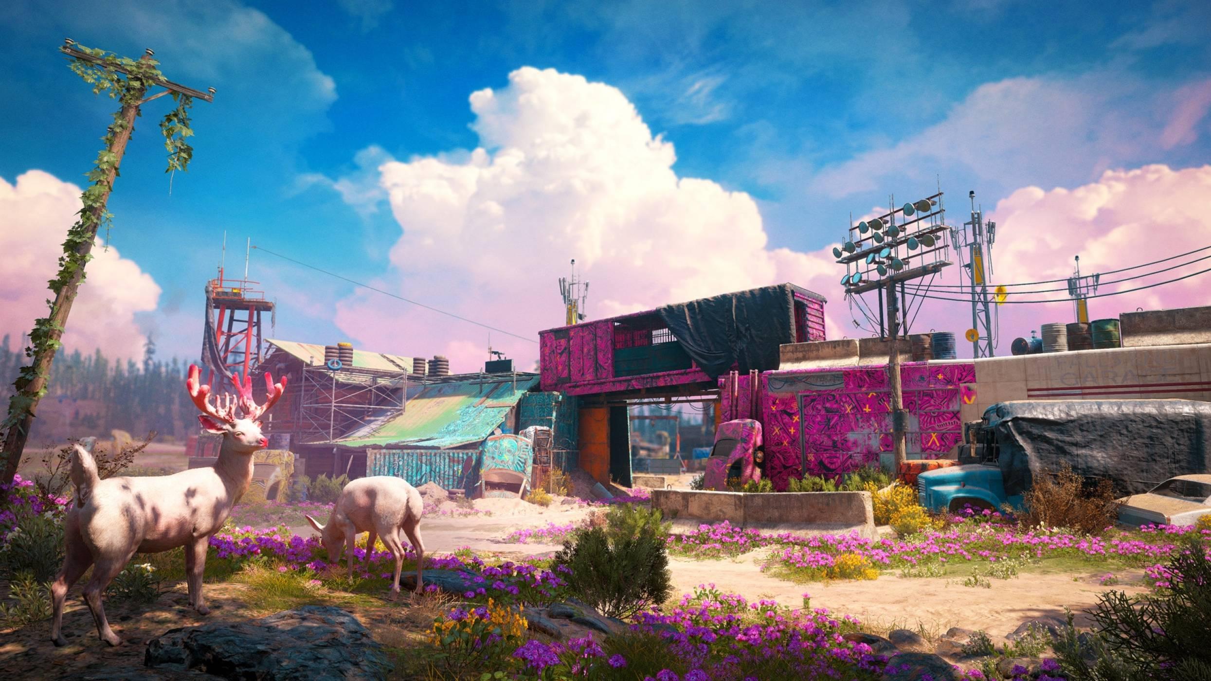 Трейлърът на Far Cry: New Dawn потвърди постапокалиптичните слухове за играта