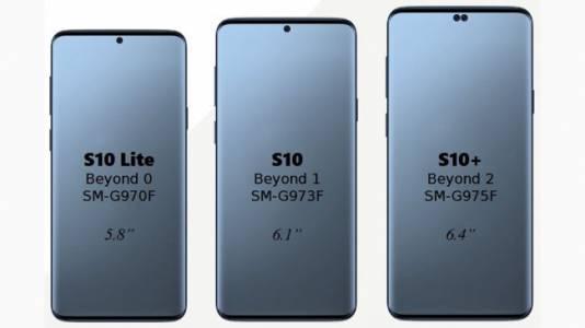 Поредна доза снимки на Galaxy S10