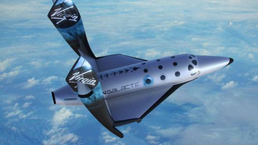 Следващата цел на Virgin Galactic: космоса