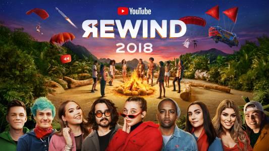 YouTube Rewind 2018 е най-мразеното видео на платформата за всички времена