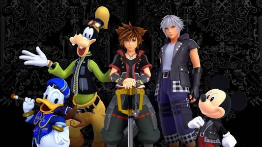 Цялата Kingdom Hearts 3 е налична нелегално месец преди излизането си