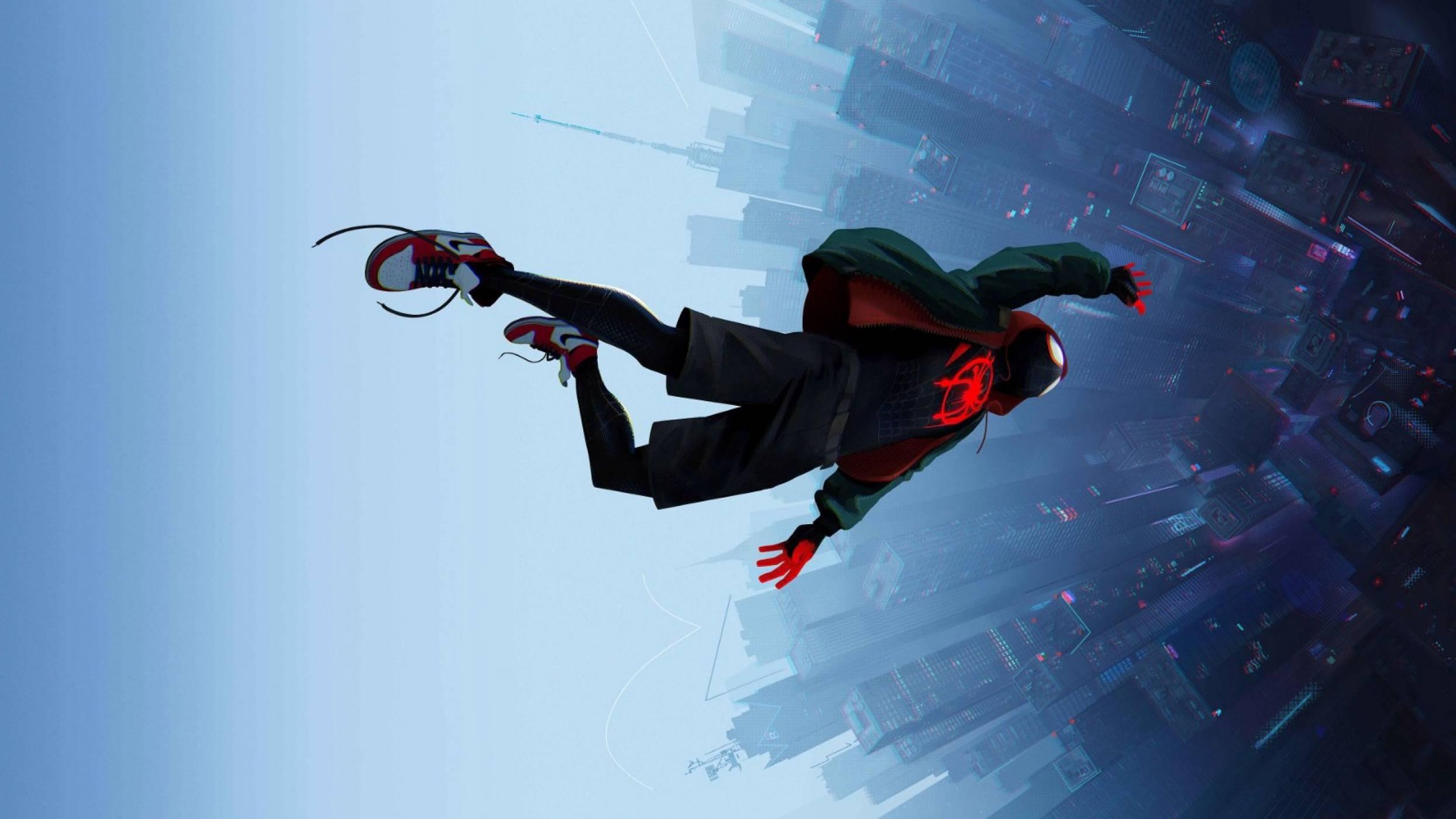 Spider-Man: Into the Spider-Verse – това просто трябва да се види (ревю)
