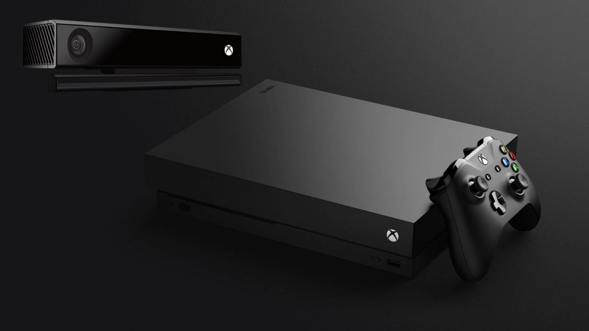 След провала Kinect: Microsoft прави 4К камера за Xbox One