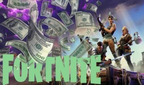 Създателят на Fortnite отбелязва свръх резултати