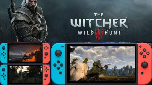 The Witcher 3 идва за Switch напук на технологичните ограничения?