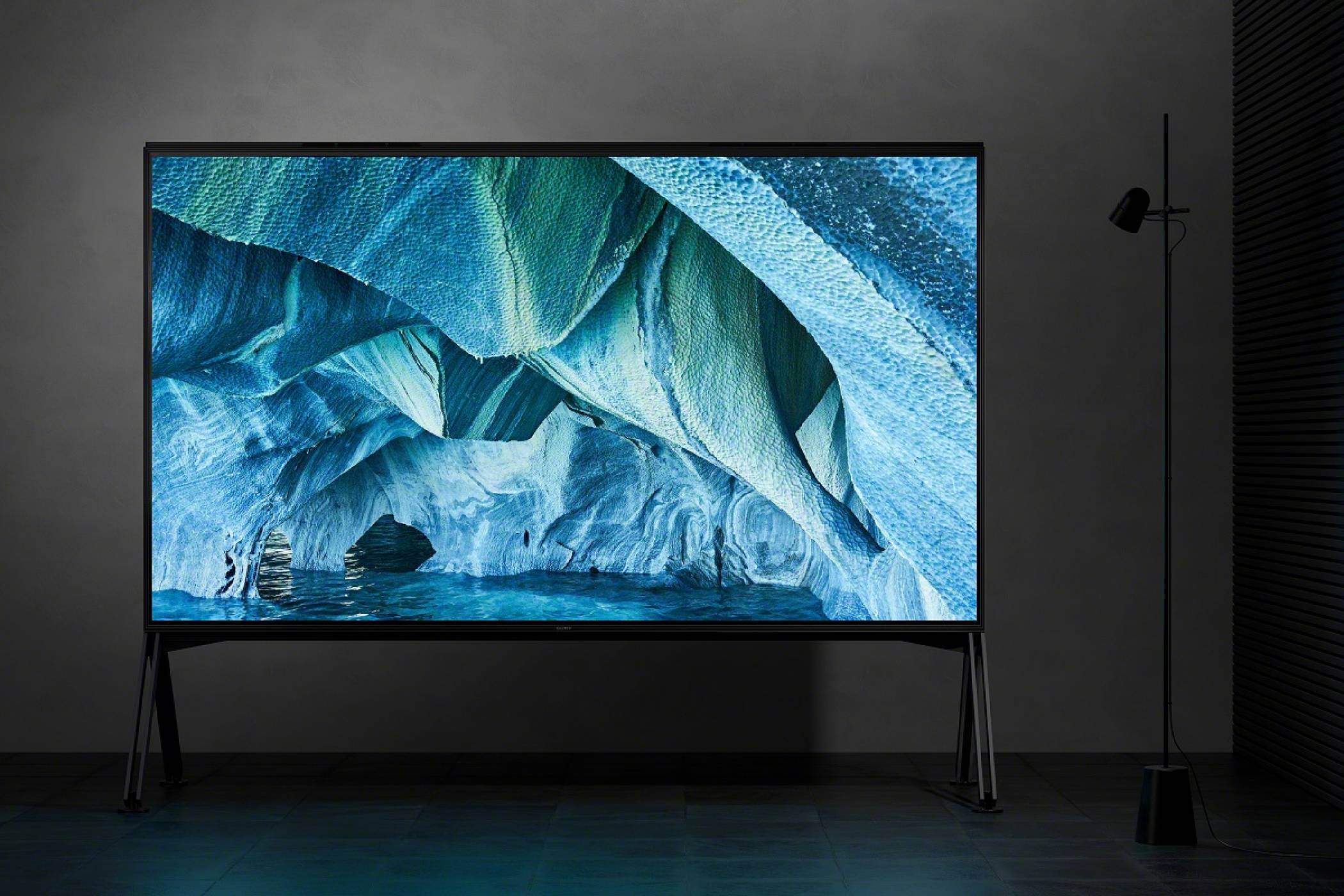 CES 2019: Sony ни предлага да живеем в гигантски 98-инчов 8К телевизор (СНИМКИ-