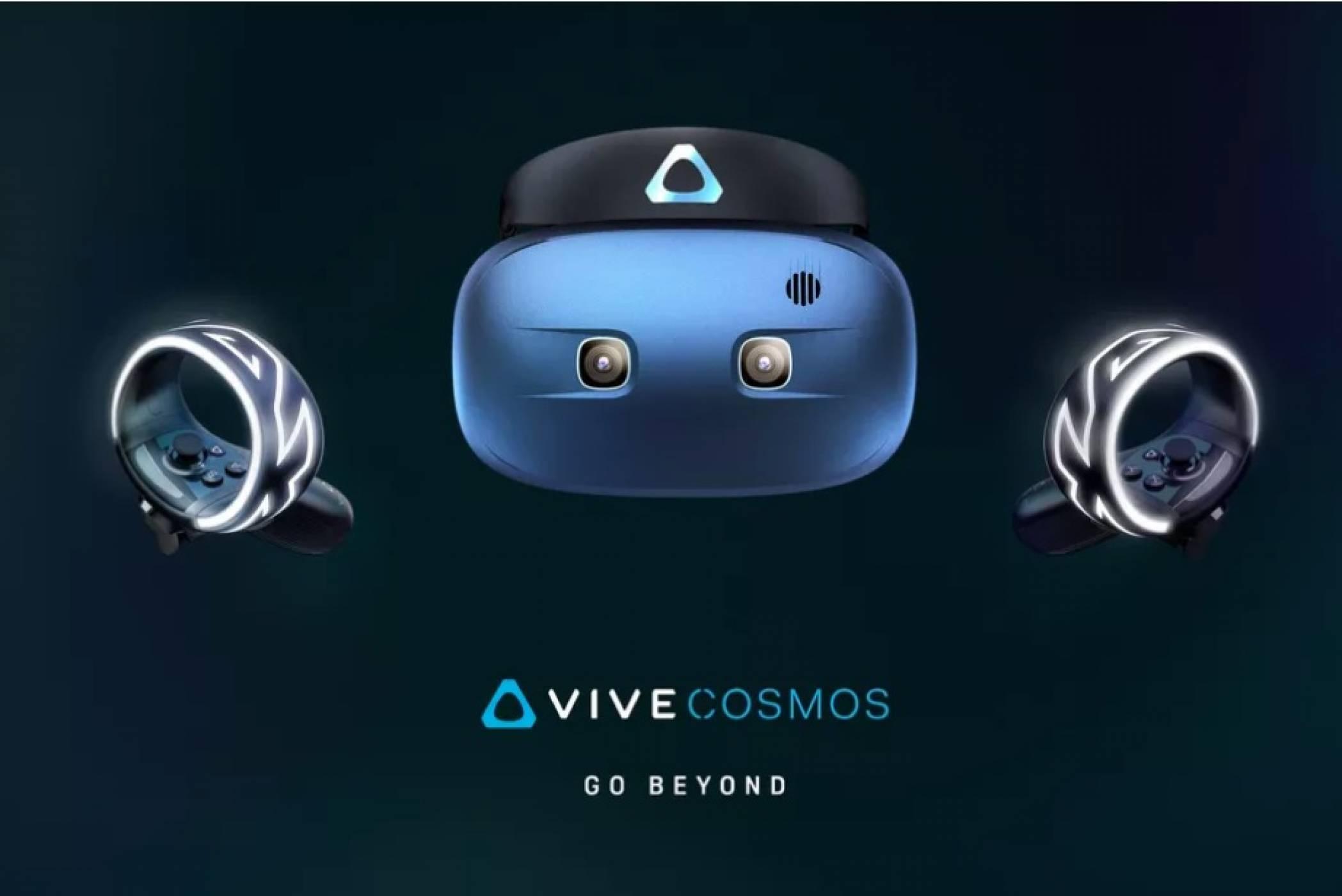 CES 2019: HTC ще прави VR-а масов чрез Vive Cosmos (ВИДЕО)