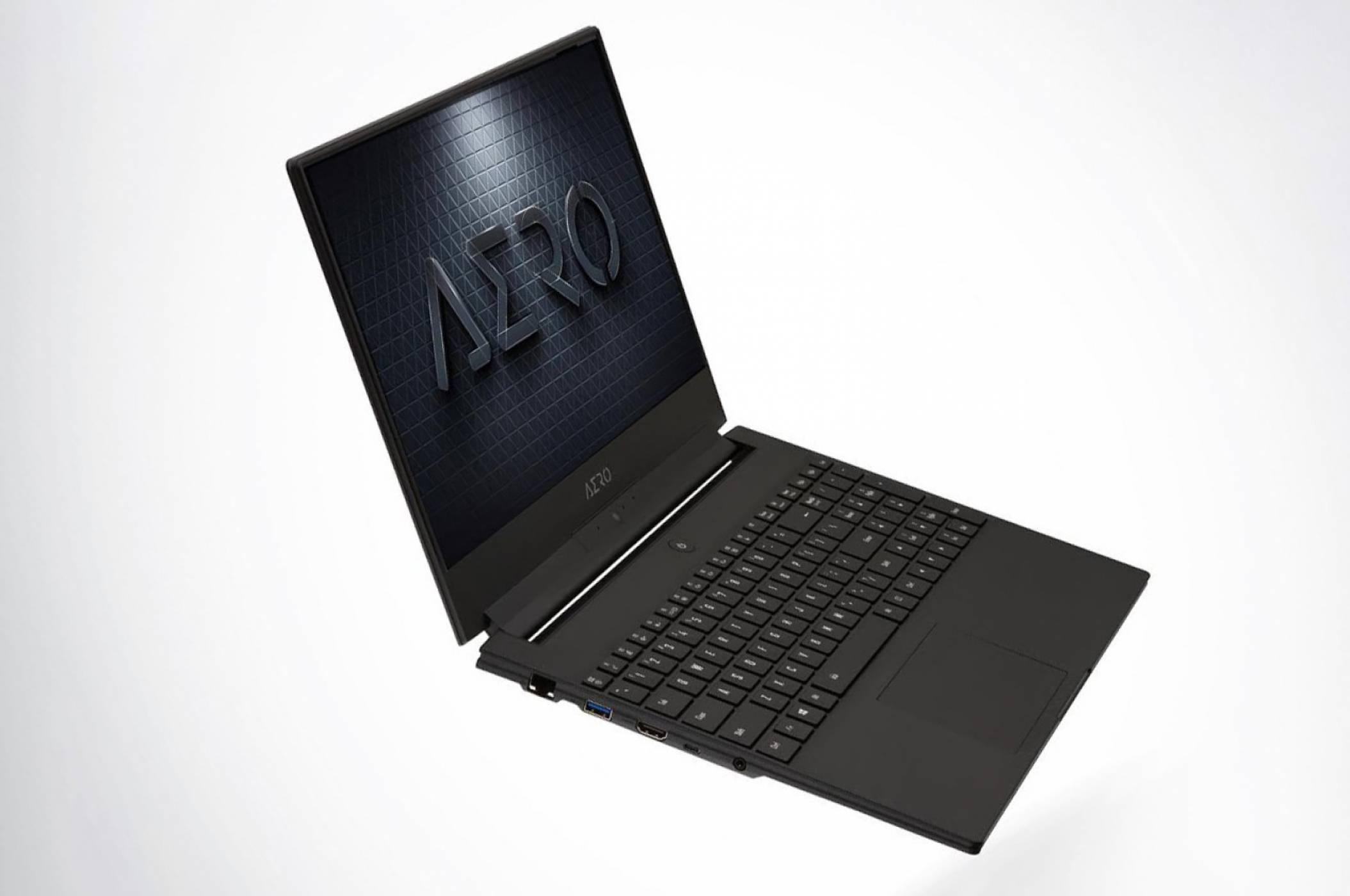 CES 2019: Геймърският лаптоп на Gigabyte използва AI за максимална производителност