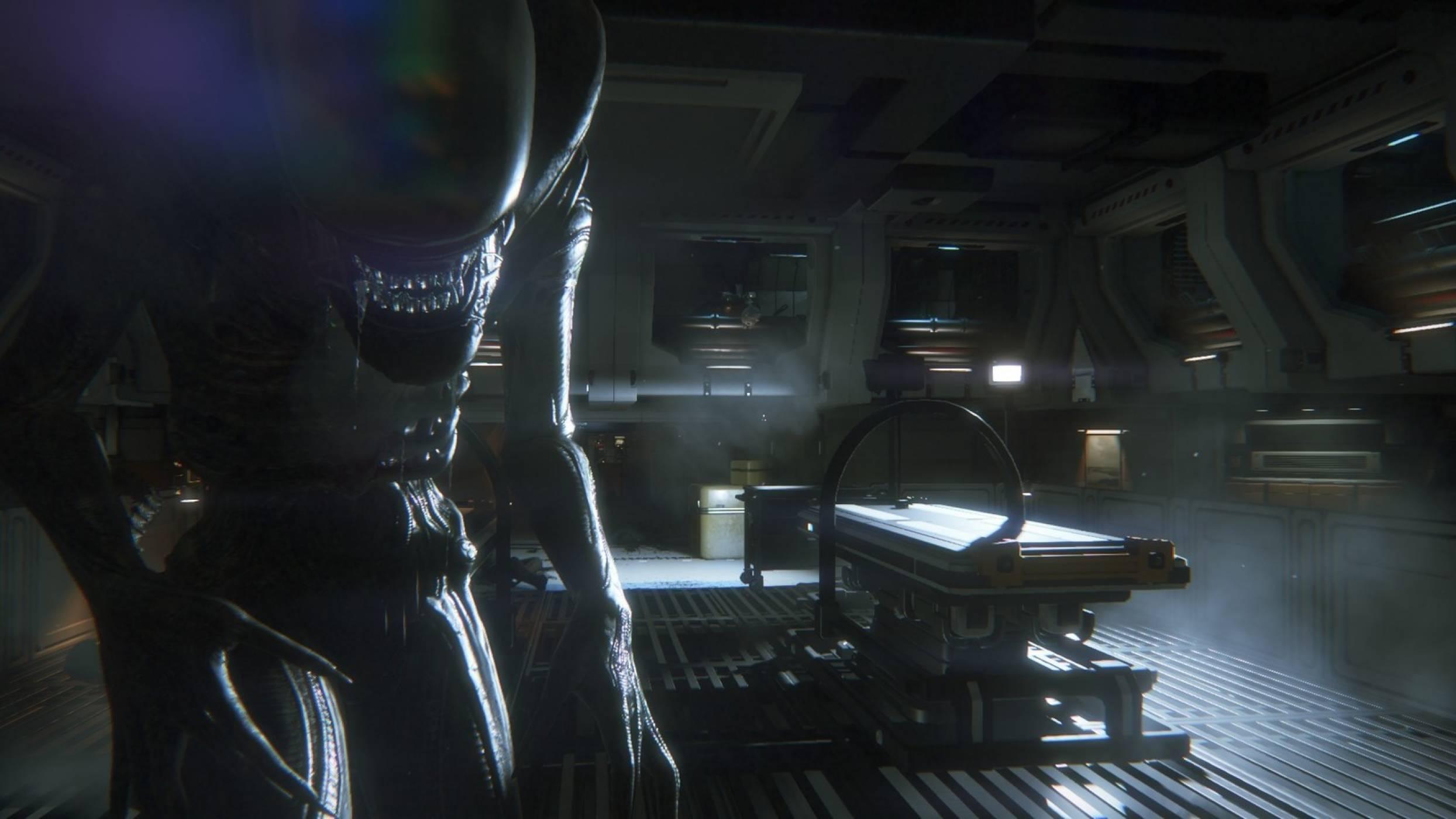 Новата Alien игра е мобилна и разочароваща, но няма да е единствената