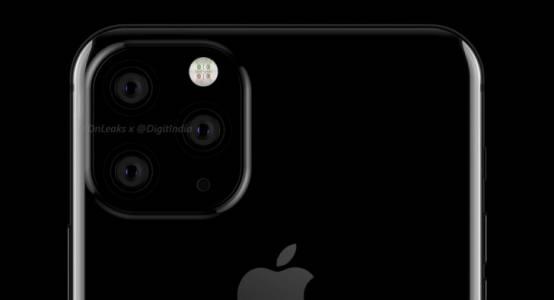 iPhone 11 с тройна камера, а наследникът на XR - с двойна