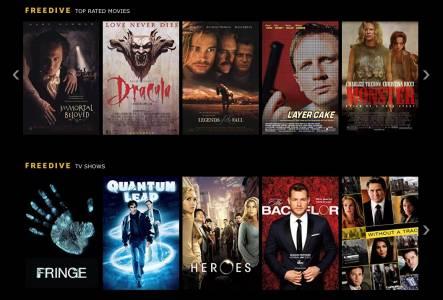 IMDb Freedive: нова видео стрийминг услуга от Amazon