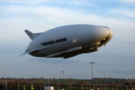 Най-дългият самолет в света вече няма да лети