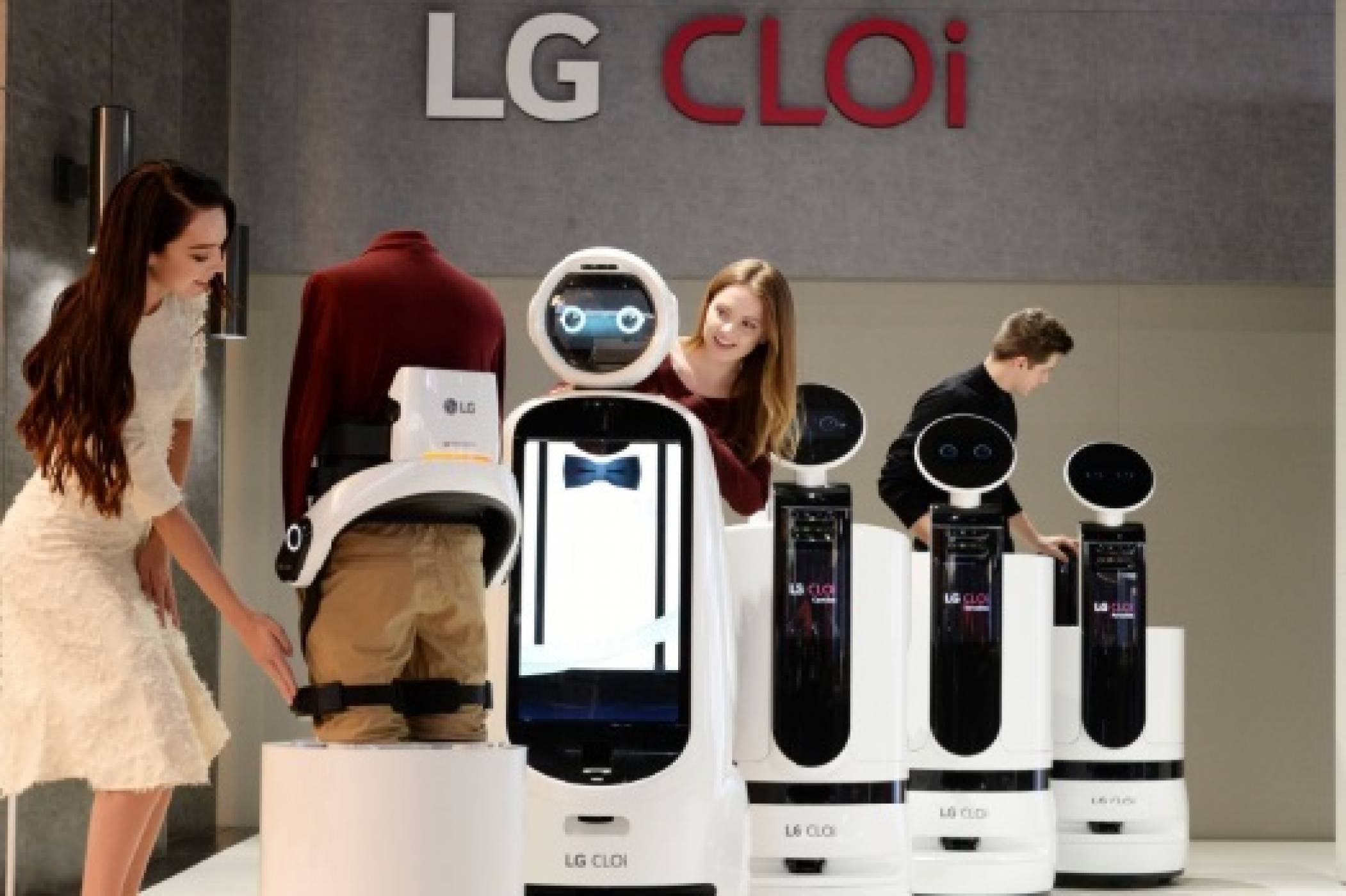Роботите на LG ни правят по-ефективни, а живота ни - по-лесен (ВИДЕО)