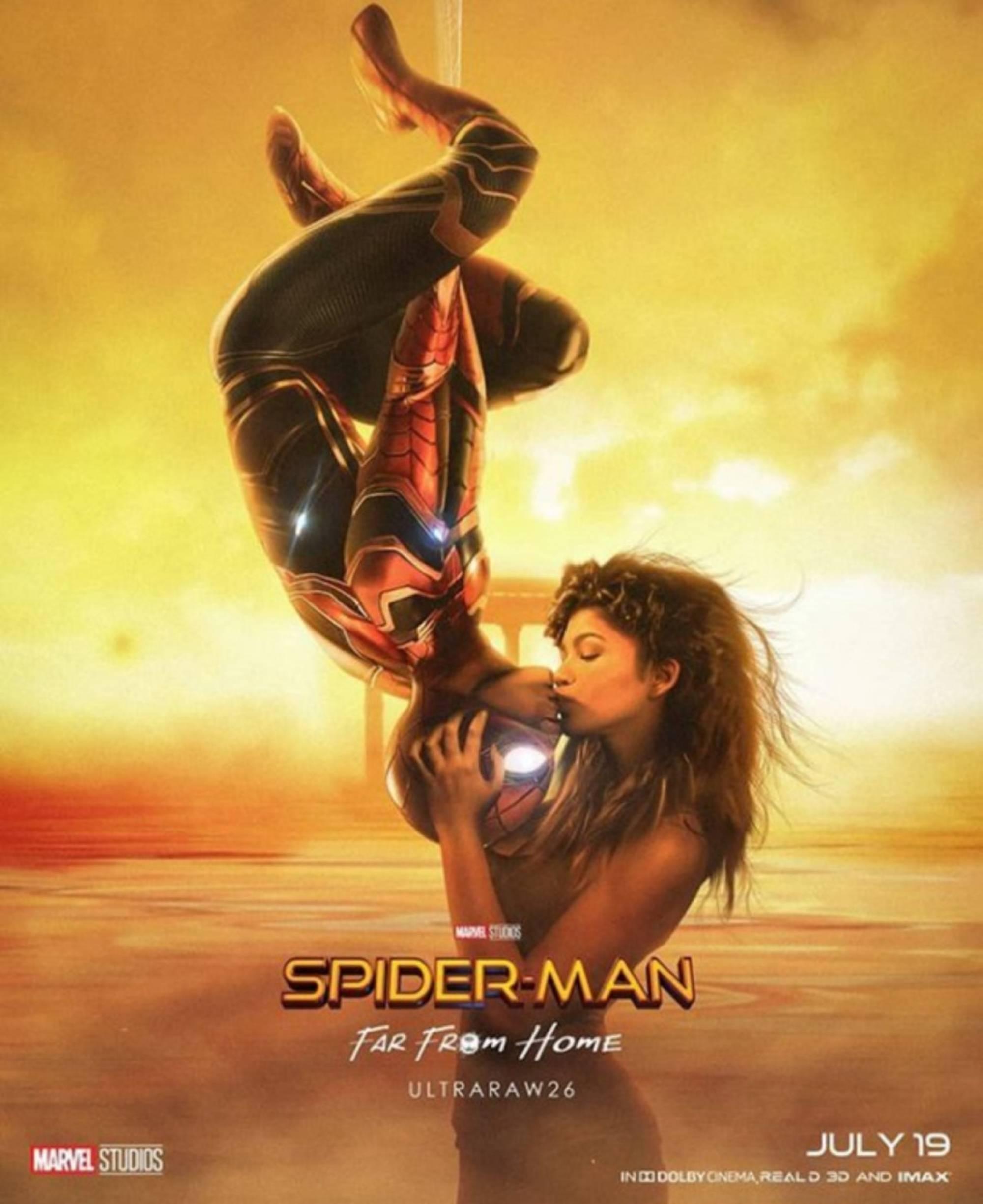 Спайди вилнее по европейски в трейлъра на Spider-Man: Far From Home