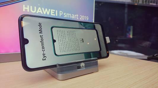 Huawei представи P Smart 2019 на родна територия. Цената му е убиец
