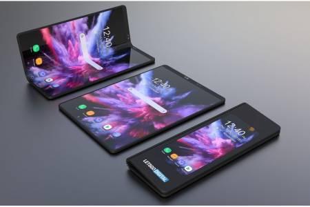 Сгъваемият Galaxy F ще струва два пъти повече от флагман на Samsung