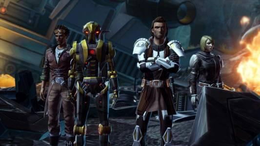 Да благодарим на ЕА за това, че BioWare не направи нова Star Wars игра