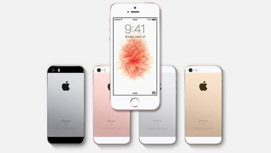 Apple се върна към iPhone SE