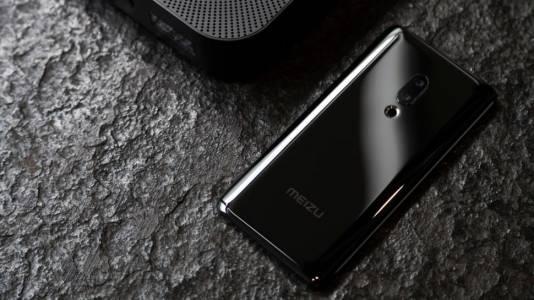 Meizu Zero е първият смартфон без бутони и портове (СНИМКИ)