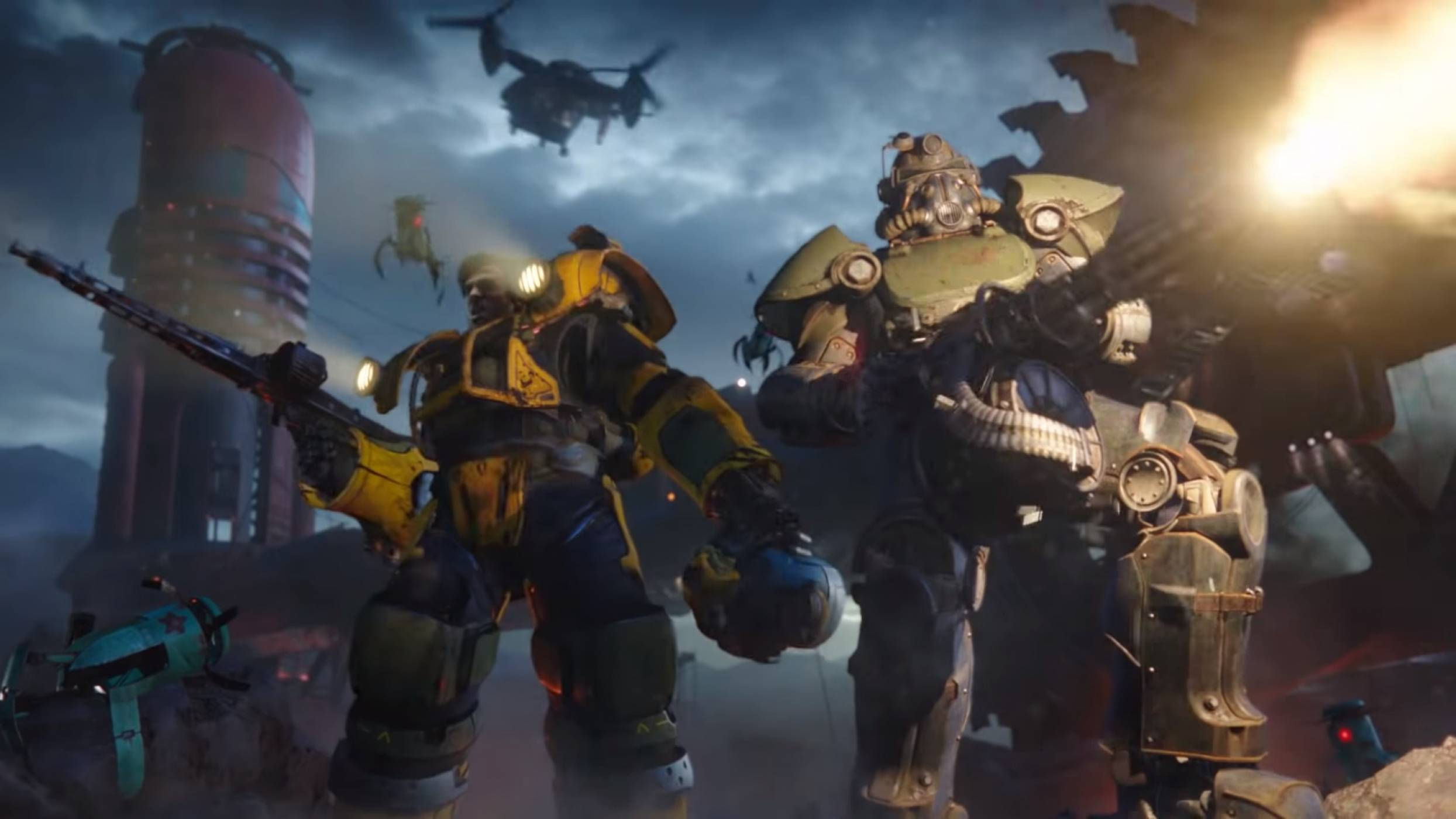 Fallout 76 няма да става безплатна - поне засега