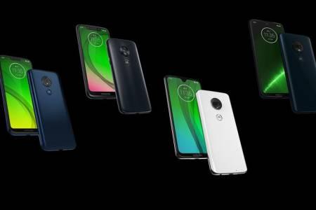 Цялата Moto G7 серия изтече на сайта на Motorola